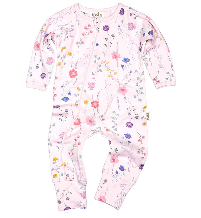 Toshi - Long Sleeve Onesie - Sasha