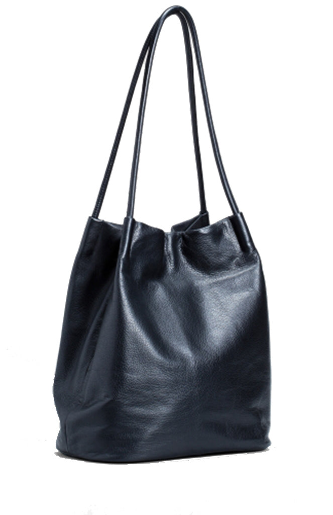 Elk the label - leather accessories - Orsa bag black