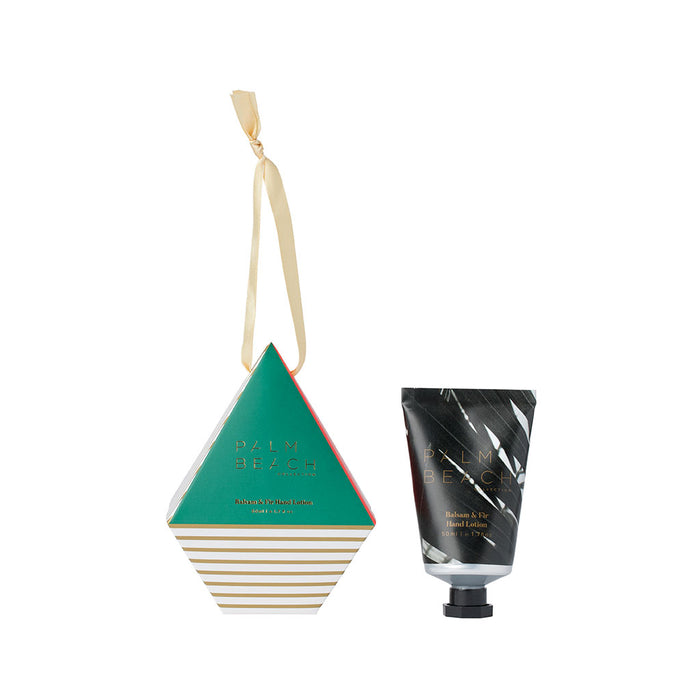 Palm Beach Collection - Christmas Hanging Bauble - Balsam & Fir