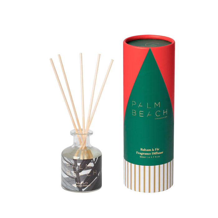 Palm Beach Collection - Mini Christmas Diffuser - Balsam & Fir