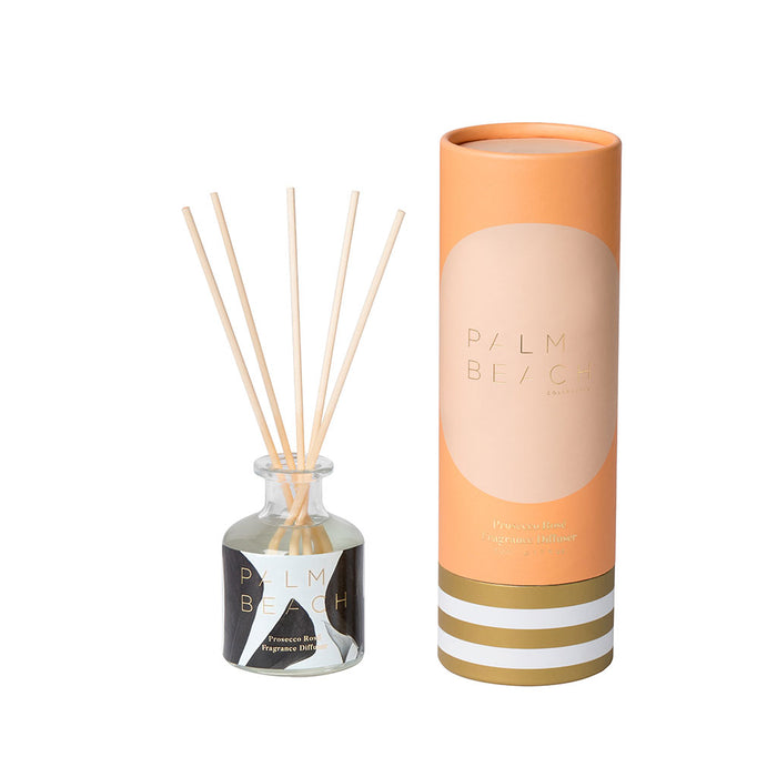 Palm Beach Collection - Mini Christmas Diffuser - Prosecco Rosé