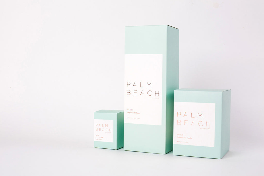 Palm Beach Collection - Mini Candle - Sea Salt