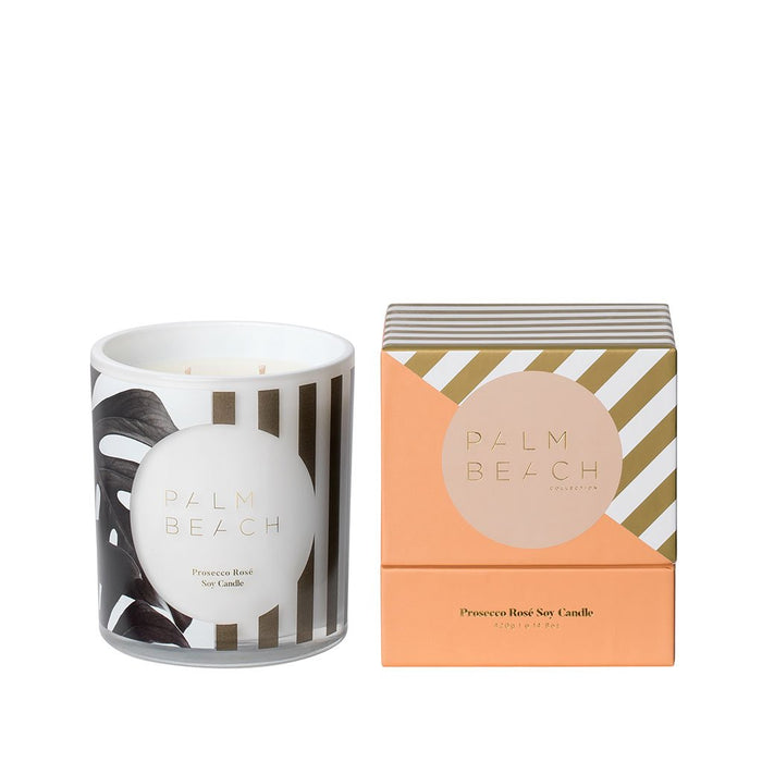 Palm Beach Collection - Standard Christmas Candle - Prosecco Rosé