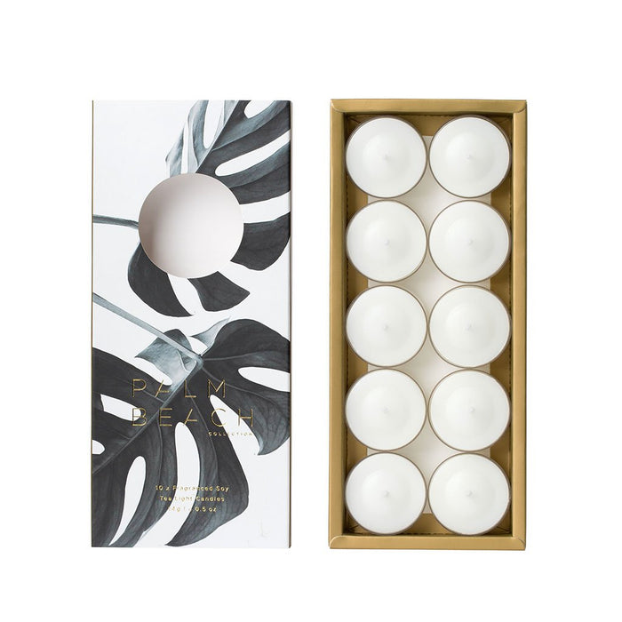 Palm Beach Collection - Christmas Tealight Candle Pack