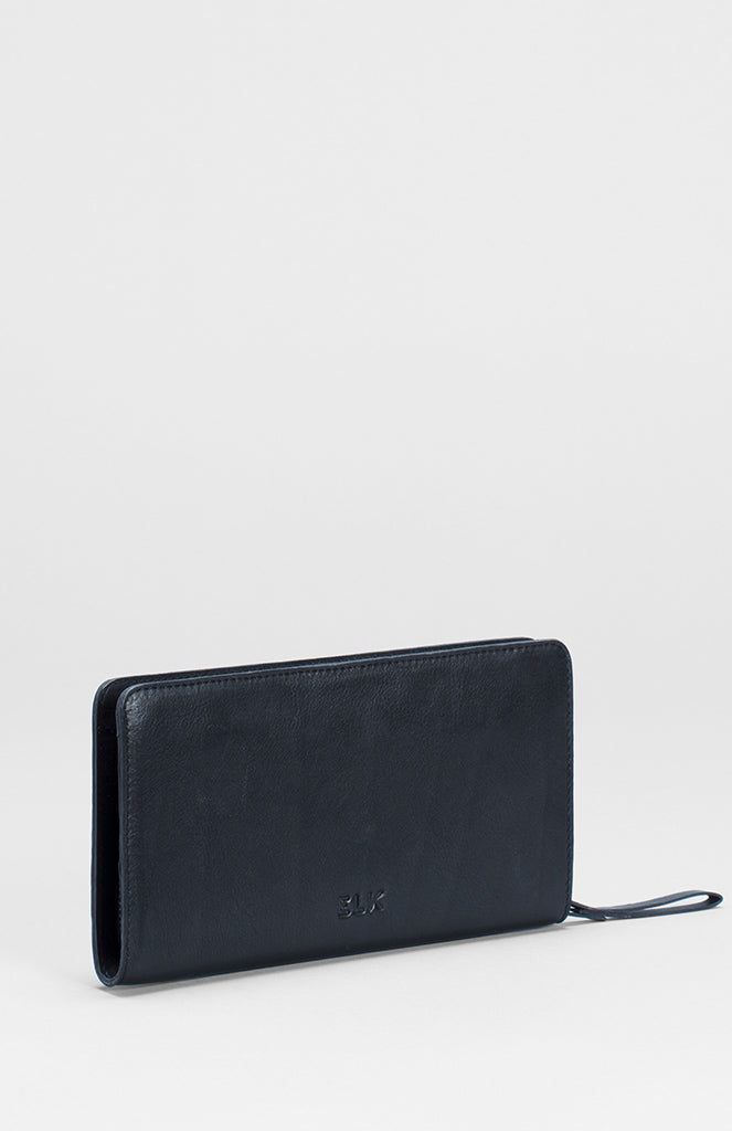 Elk the label - leather accessories - Perinto wallet black