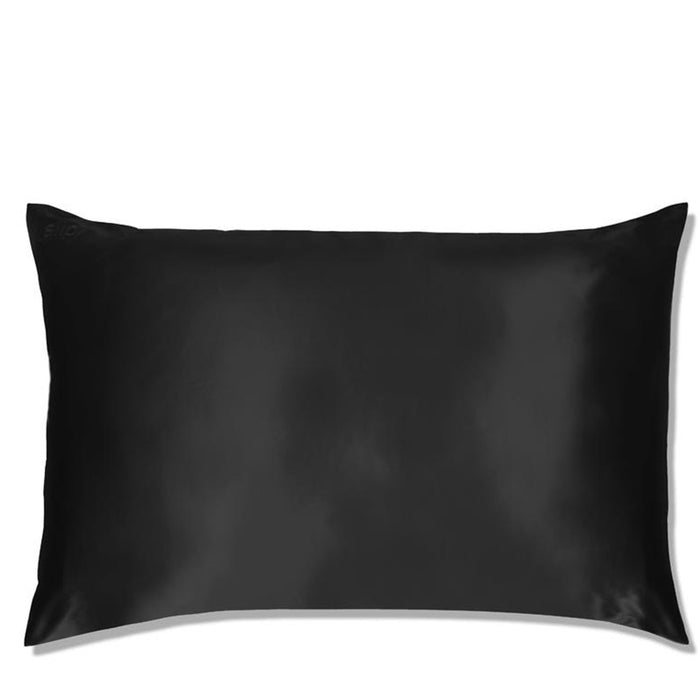 Slip Pillowcase - Queen - Black - Available to purchase in store only