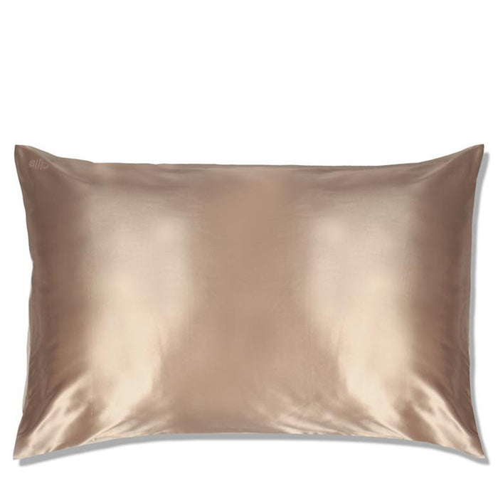 Slip Pillowcase - Queen - Caramel - Available to purchase in store only