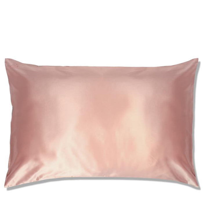 Slip Pillowcase - Queen - Pink - Available to purchase in store only