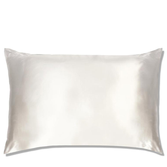Slip Pillowcase - Queen - White - Available to purchase in store only
