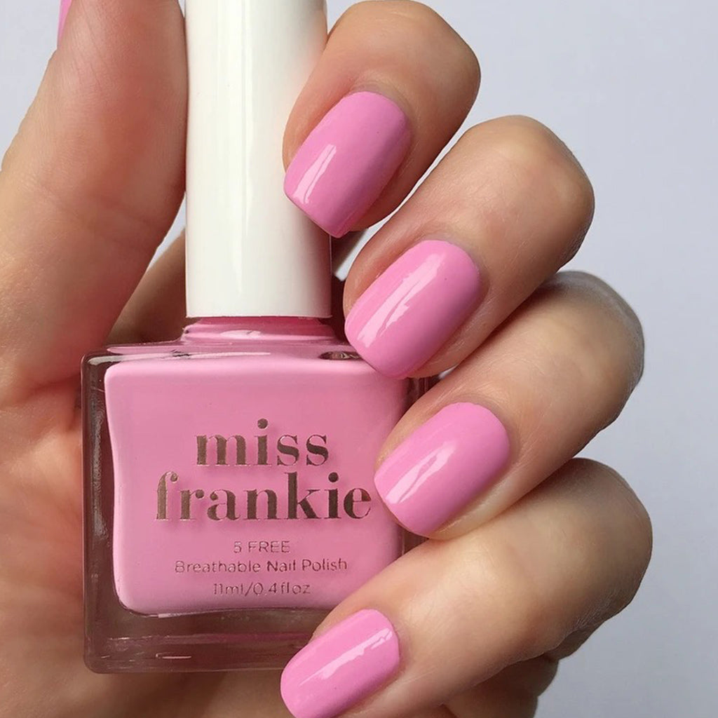 Miss Frankie Nail Polish Hello Lover