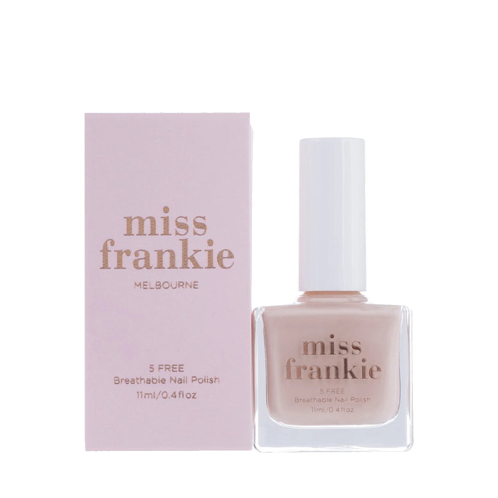 Miss Frankie Nail Polish I Look Better Nude