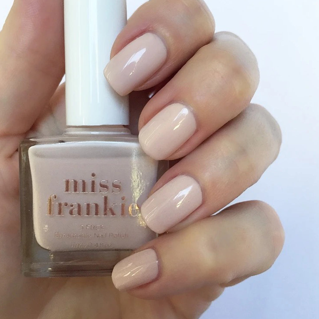 Miss Frankie Nail Polish Secret Soiree