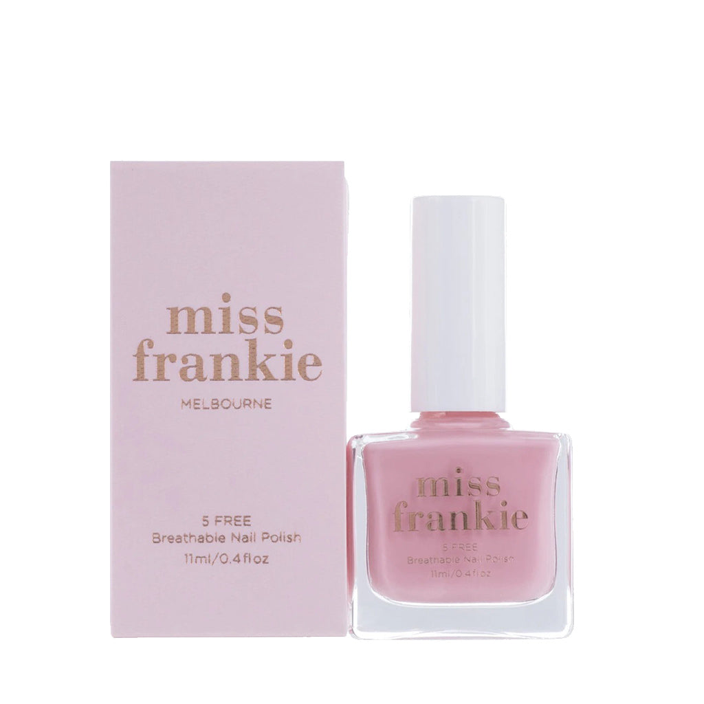 Miss Frankie Nail Polish Swipe Right