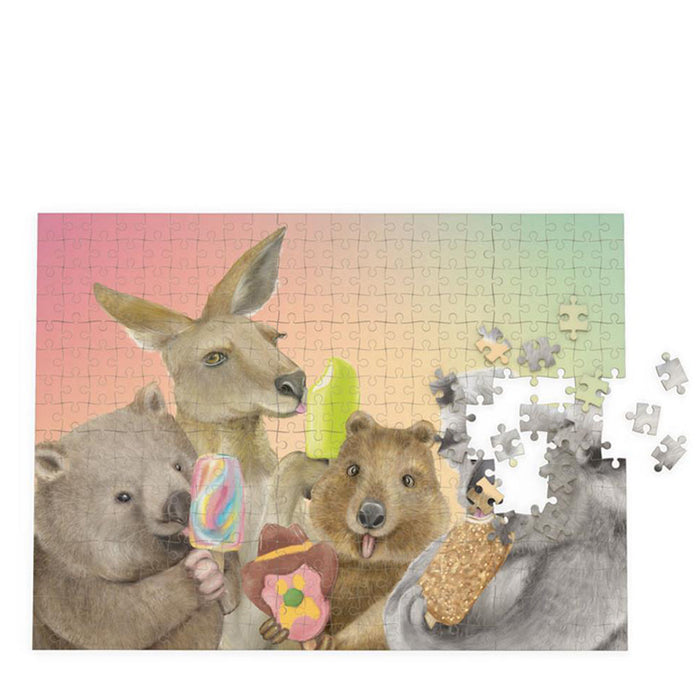 La La Land - Puzzle - Ice Cream Critters