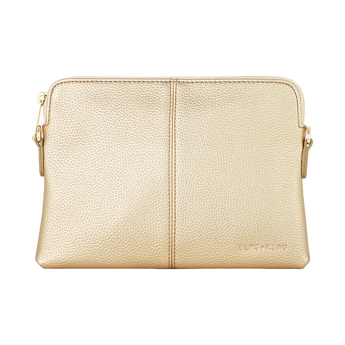 Elms & King - Bowery Wallet - Light Gold