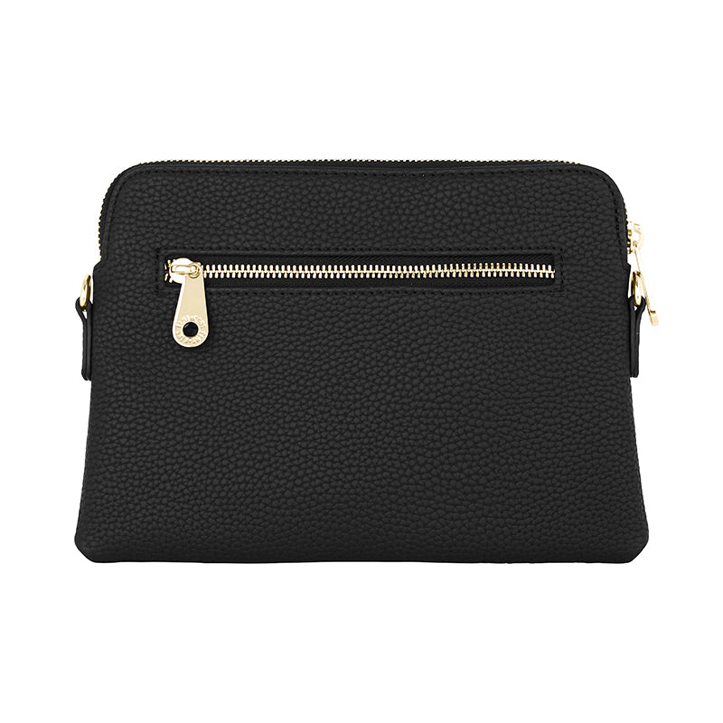 Elms & King Bowery Wallet Black Afterpay available