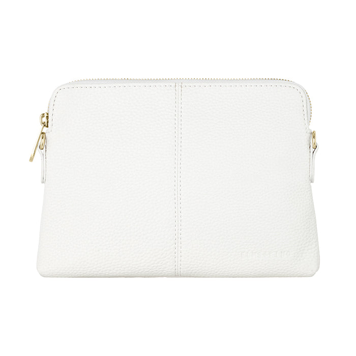 Elms & King - Bowery Wallet - White