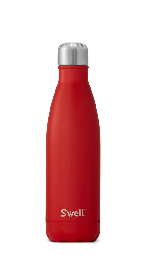 S'well insulated thermos water bottle red scarlet 500ml afterpay available