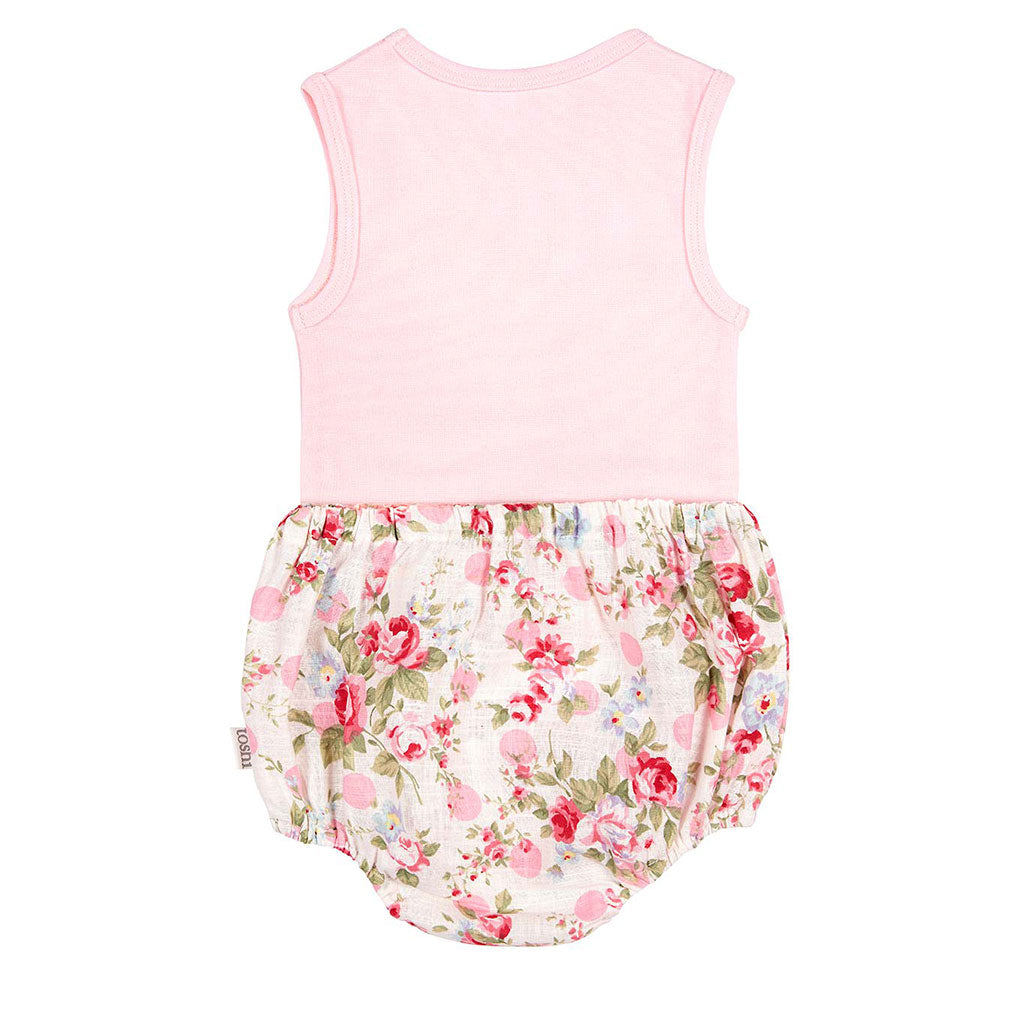 Toshi - Singlet & Bloomer Set - Meadow