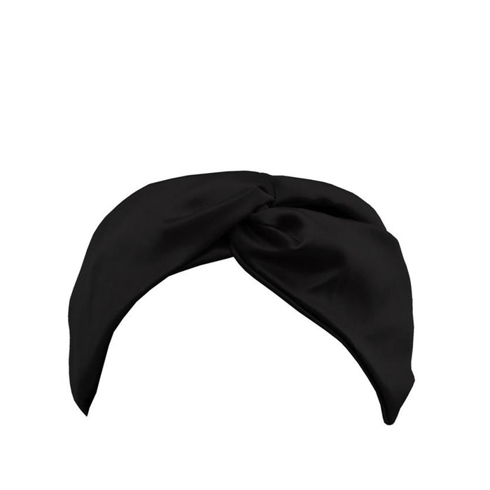 Slip Twist Headband - Black - Available to purchase in store only