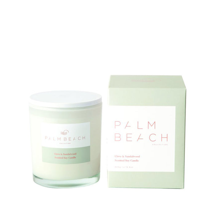 Palm Beach Collection - Standard Candle - Clove & Sandalwood