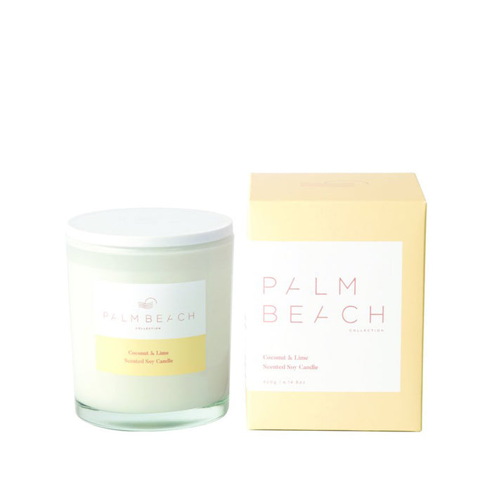 Palm Beach Collection - Standard Candle - Coconut & Lime
