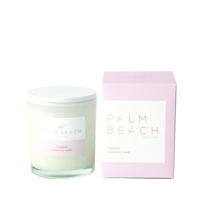 Palm Beach Collection - Standard Candle - Frangipani