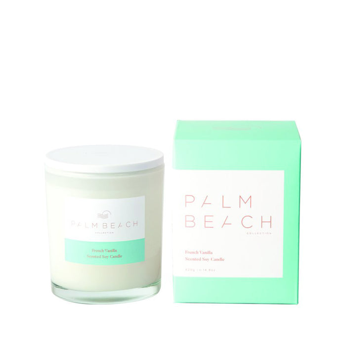 Palm Beach Collection - Standard Candle - French Vanilla