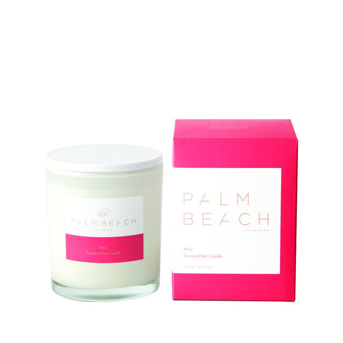 Palm Beach Collection - Standard Candle - Posy