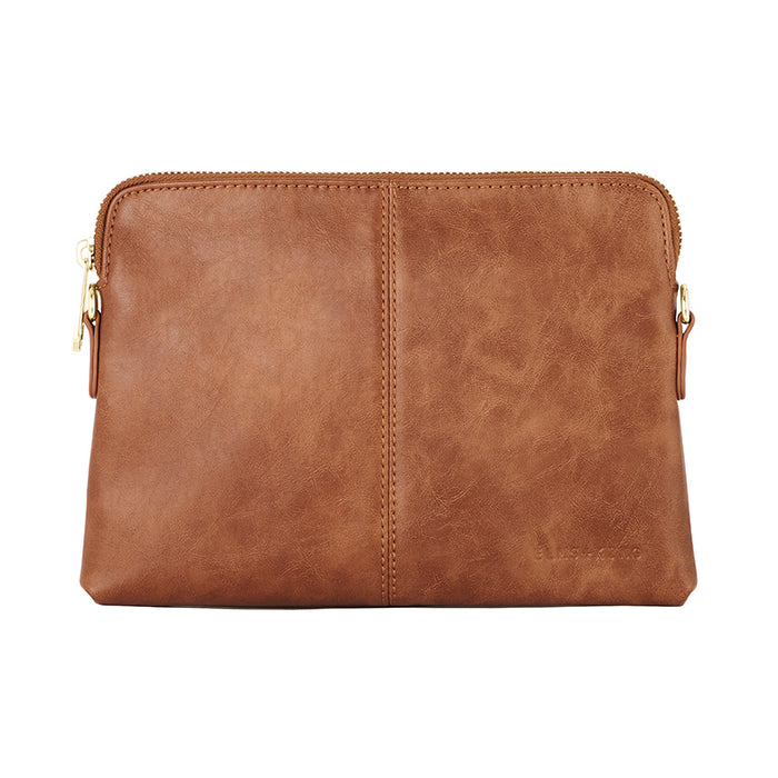 Elms & King - Bowery Wallet - Tan