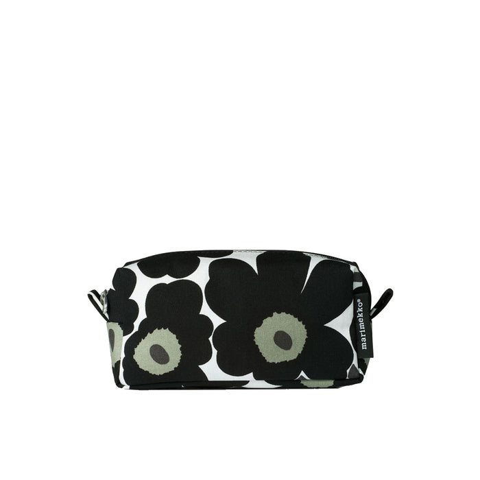 Marimekko - Tiise Unikko Cosmetic Bag - White & Black