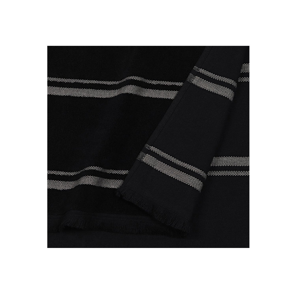 Kobn Towel Black
