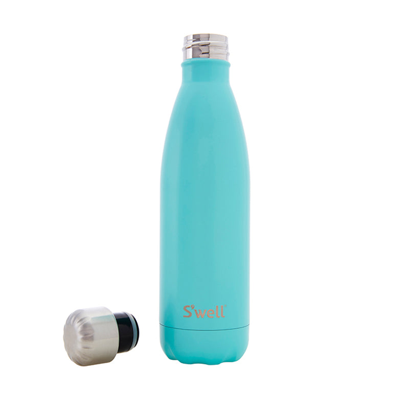 S'well - Satin Collection - Turquoise | Silver Cap - 750ml