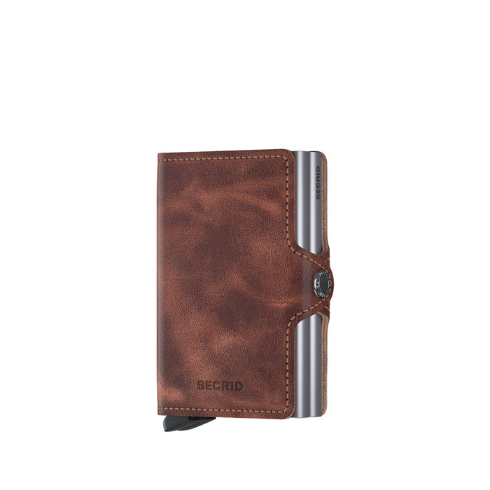 Secrid - Twinwallet - Vintage Brown