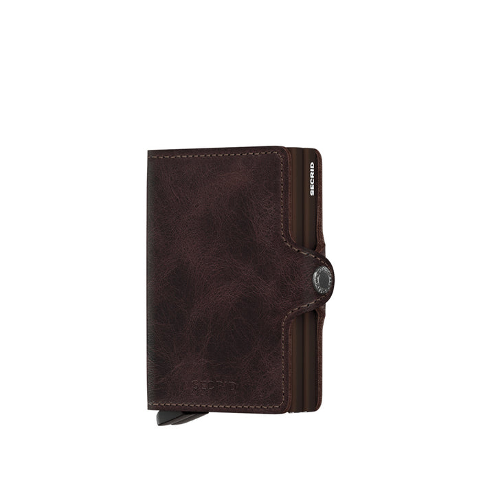 Secrid - Twinwallet - Vintage Chocolate