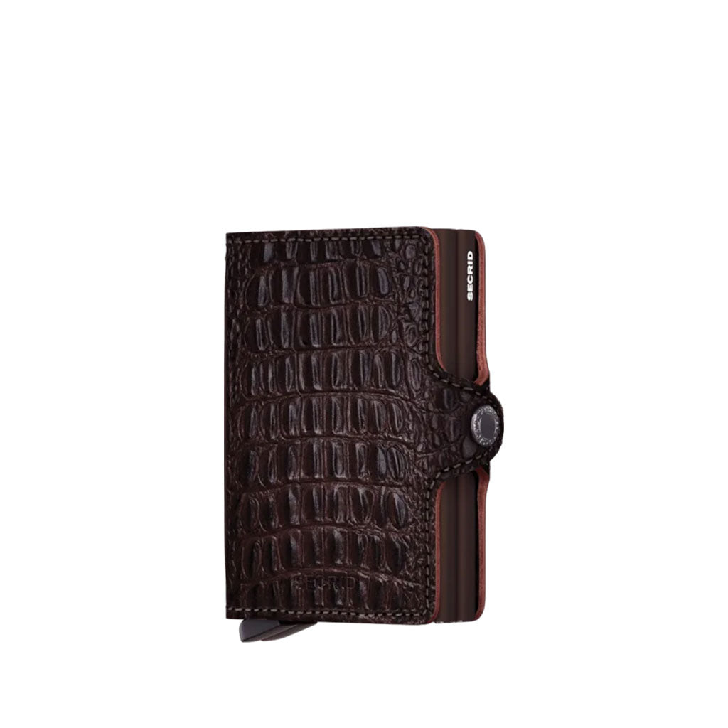Secrid Twinwallet Brown Nile