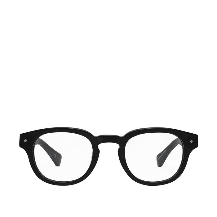 CADDIS - TWO BIRD THEORY Reading Glasses - Matte Black