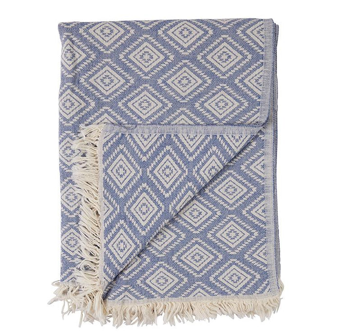 Mayde - Vaucluse Throw - Denim