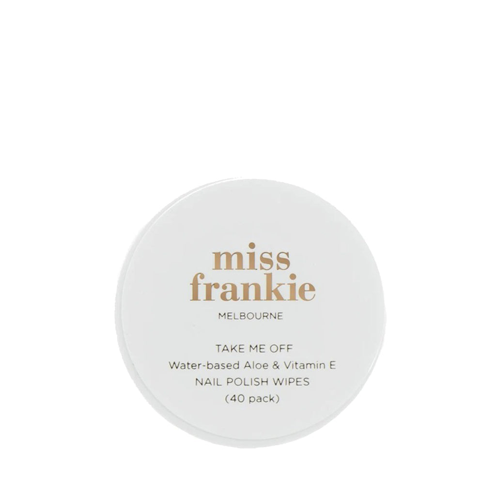 Miss Frankie Remover Wipes