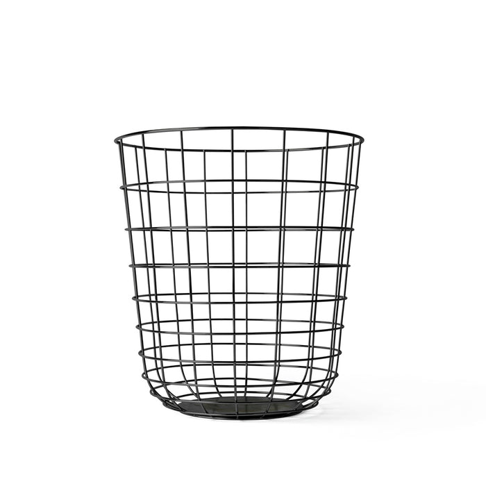 Menu - Wire Bin - Black