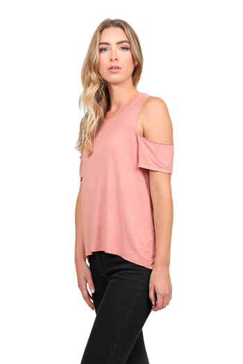 Oasis Cold Shoulder Top