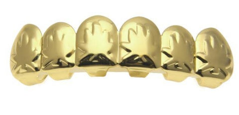 pot leaf grillz weed gold grillz hip hop jewelry gangster grillz weed gold grillz hip hop costume jewelry
