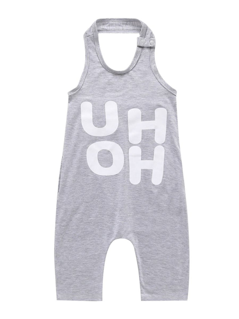 Boys & Girls UH OH Jump Suit
