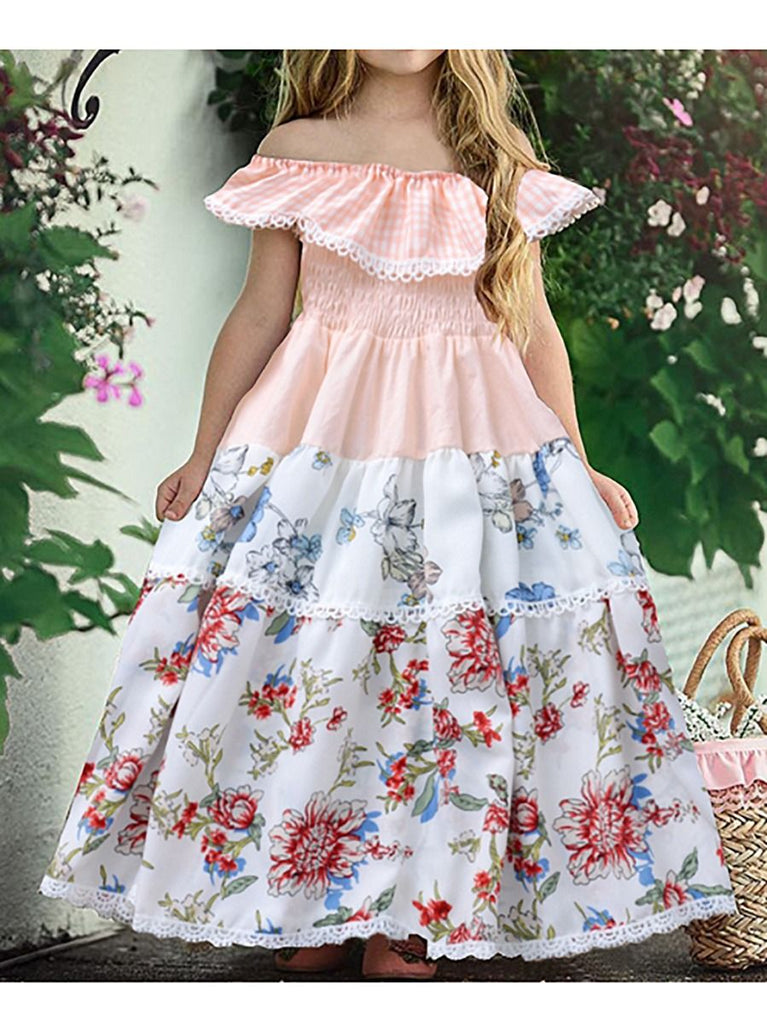 Floral Summer Nastya Dress