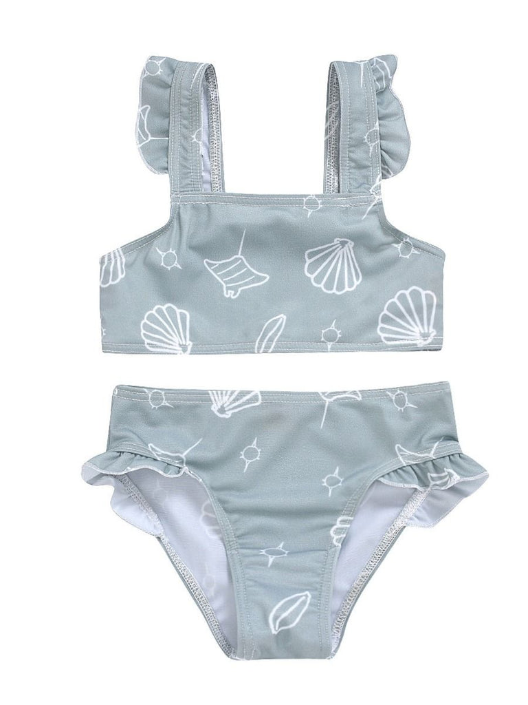 Sea Shell Flutter 2-Piece Swimwear