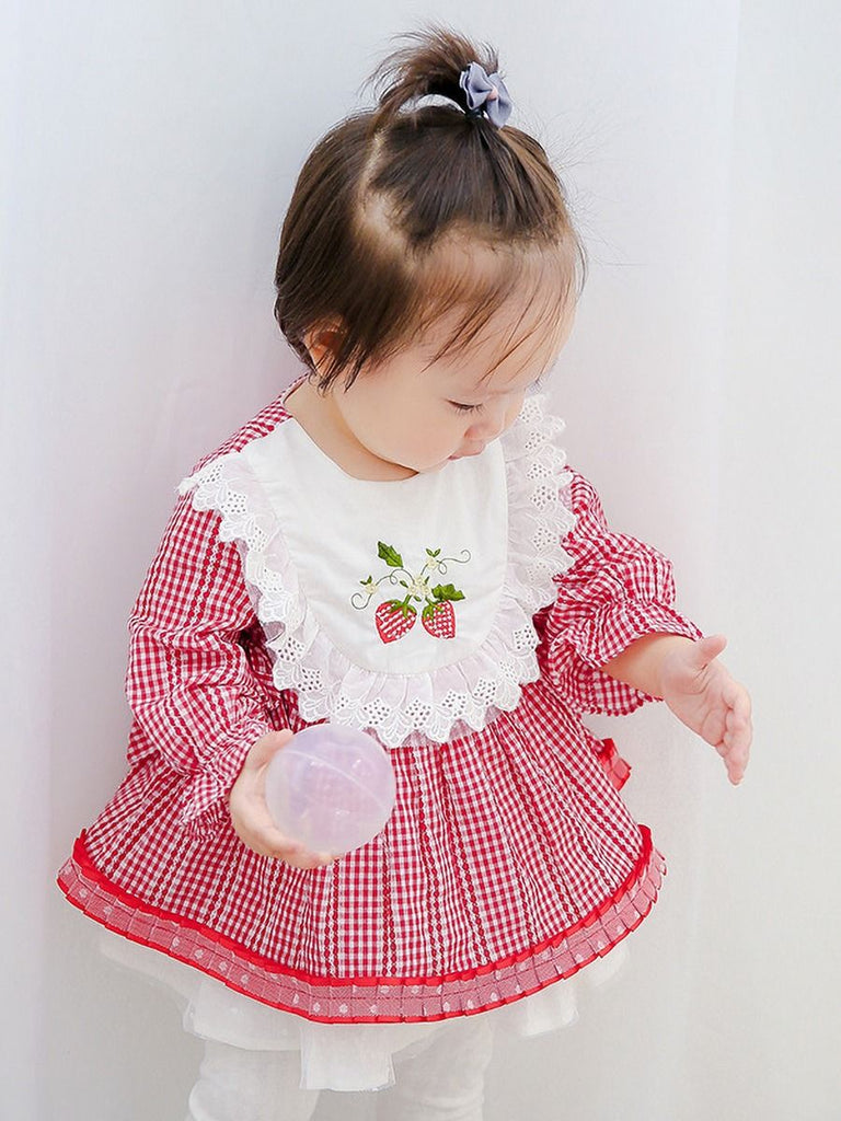 Strawberry Shortcake Baby Doll Dress