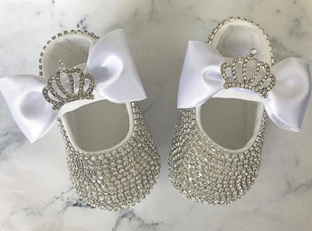 Royal Crown Baby Shoes