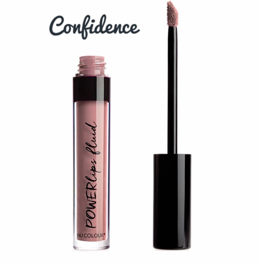 CONFIDENCE Powerlip Fluid (pre order)