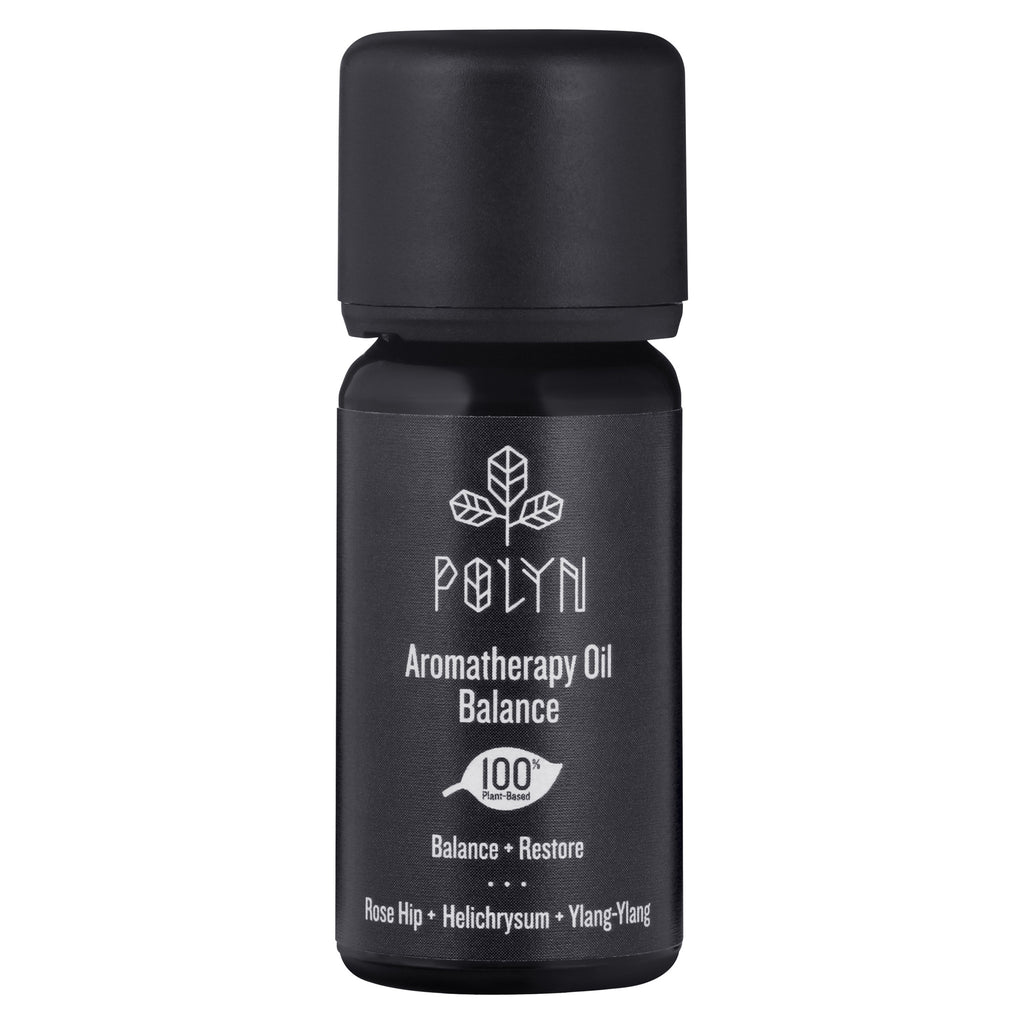 "Aromatherapy Oil ""Balance""-1/3 oz/10 ml (travel safe size) - POLYN Products"