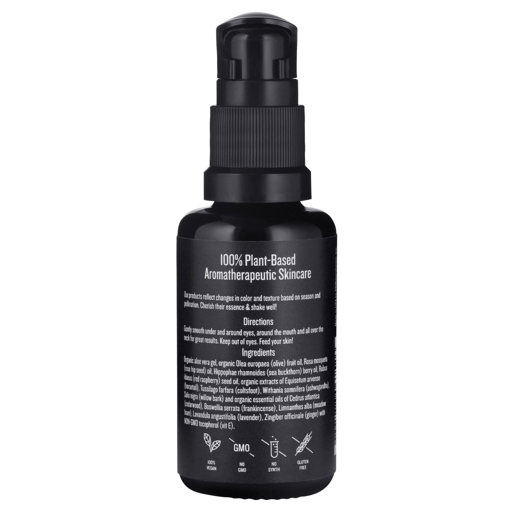 Cooling Under Eye Serum- 1 oz/30 ml (travel safe size) - POLYN Products